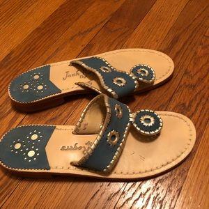 Worn twice Jack Rogers shoes